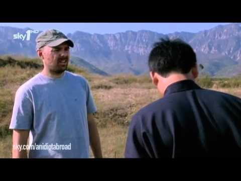 China Best Bits: Karl Pilkington An Idiot Abroad