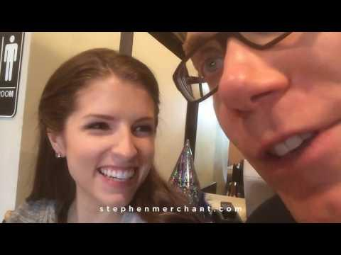 Table 19 - Stephen Merchant and Anna Kendrick